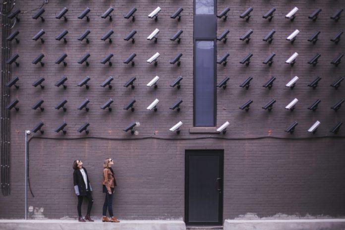 illustration of surveillance